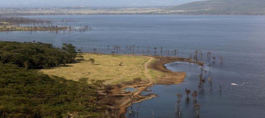 Casi un tercio de las 23 áreas naturales protegidas en Costa de Marfil que los...