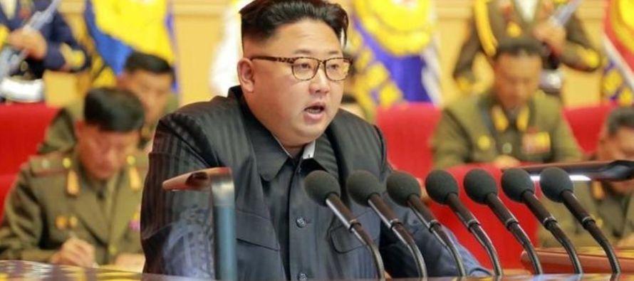Estados Unidos adoptará nuevas sanciones contra empresas que negocien con Corea del Norte,...