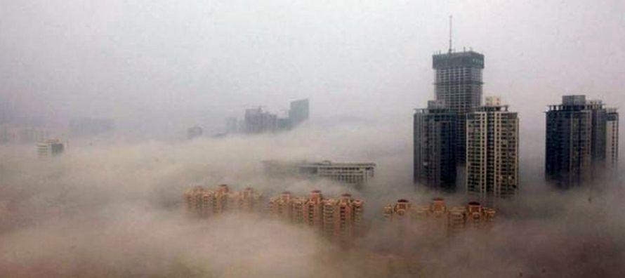 También sugiere que las masas de aire convergentes sobre la parte norteña de la India...