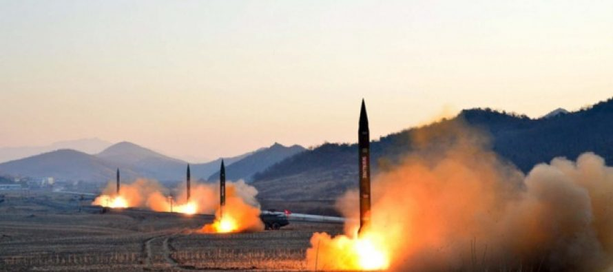 Los seis ensayos nucleares previos de Pyongyang se registraron como sismos de magnitud 4,3 o sobre...