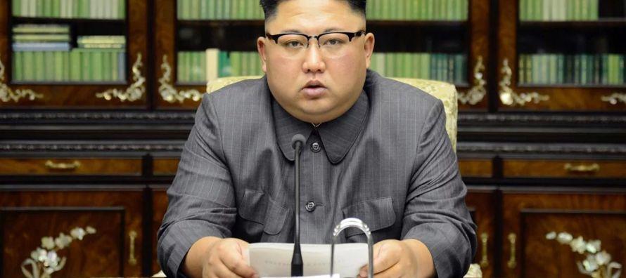 Durante el encuentro trilateral, celebrado en la ciudad de Nueva York, el gobernante...