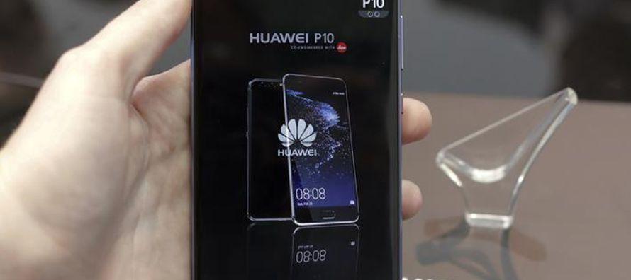 Huawei tiene previsto presentar su teléfono de gama alta Mate 10 el 16 de octubre, el cual...