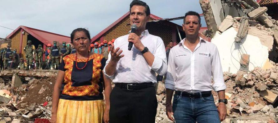 Enrique Peña Nieto actuó ayer conforme a esa cronometría obsoleta. Lo hizo...