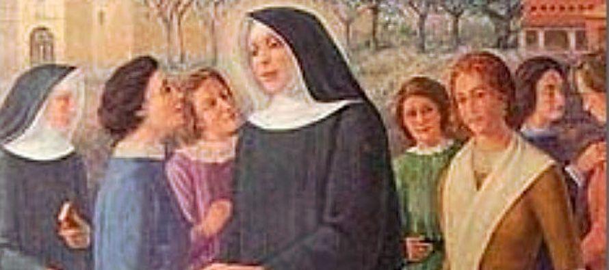 Hoy festividad de la Virgen de la Merced, la Iglesia también celebra la vida de esta beata....