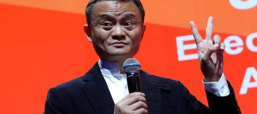 El anuncio se produce en momentos en que Alibaba está expandiendo rápidamente su red...