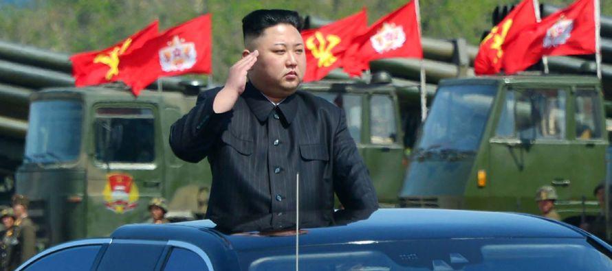 Corea del Norte también declaró estar dispuesta a defenderse abatiendo bombarderos...