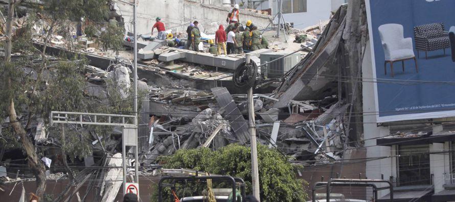 El sismo que sentimos el 19 de septiembre en México fue físico y político. La...