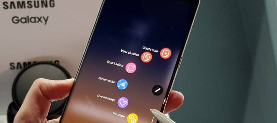 El Samsung Galaxy Note 8 ha llegado con la firme intención de hacernos olvidar los problemas...