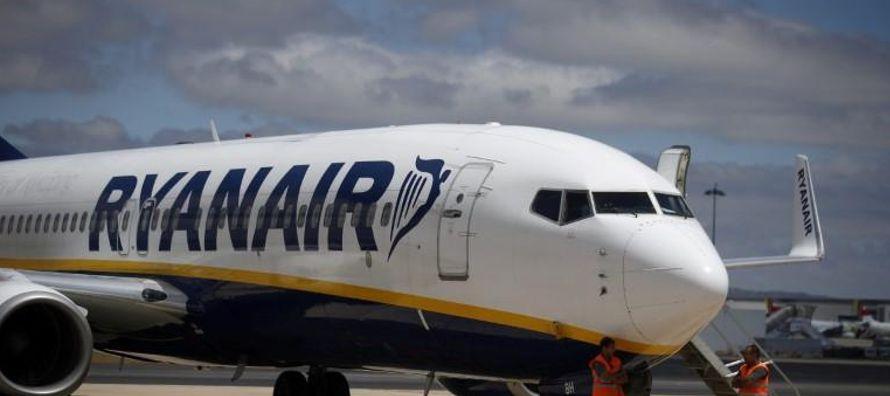 El jefe de la aerolínea, Michael OLeary, había dicho la semana pasada que la...