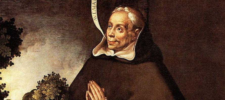 Nació en Valladolid, España, el 28 de octubre de 1552. Sus padres se habían...