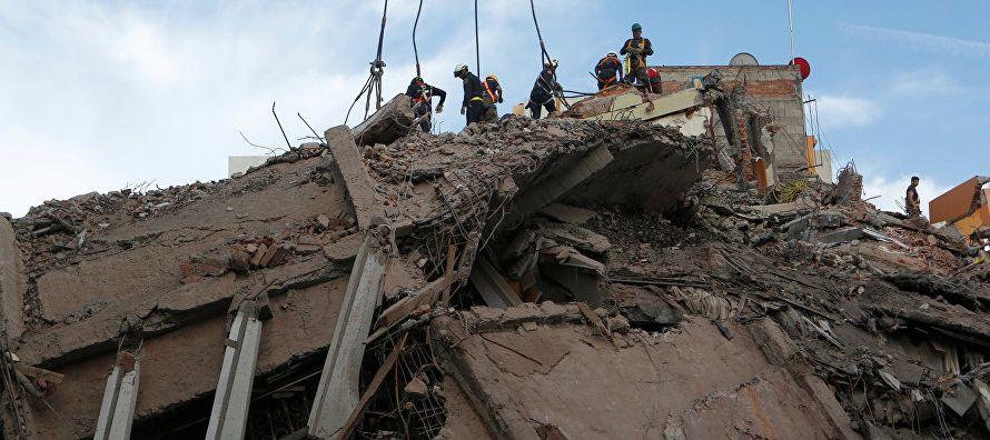Y la razón, es que este temblor estuvo muy cerca del centro del país, a 120...