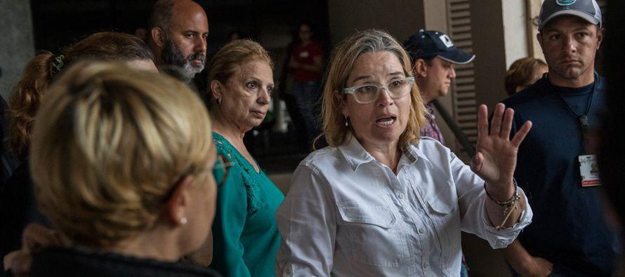 Cuando Carmen Yulín Cruz fue candidata a la alcaldía en 2012, muchos dijeron que se...