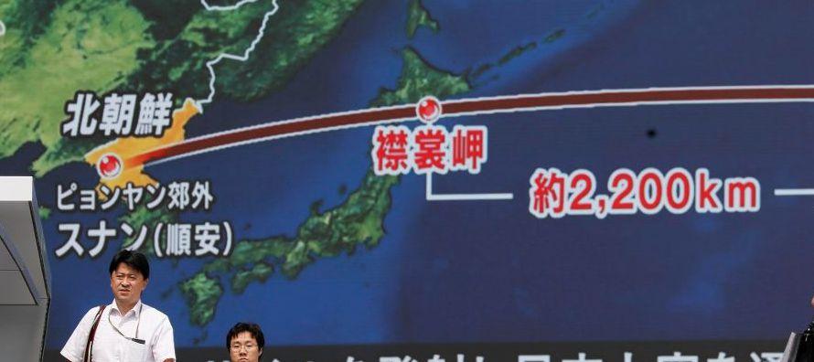 """La misma fuente explicó que Estados Unidos y Corea del Sur """"defienden el principio de..."""