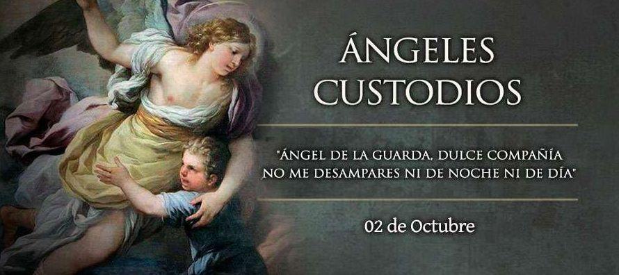 La misión de los ángeles custodios es acompañar a cada hombre en el camino por...