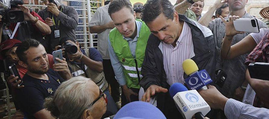 Abiertamente, el presidente Enrique Peña Nieto pidió regresar a la normalidad. Una...