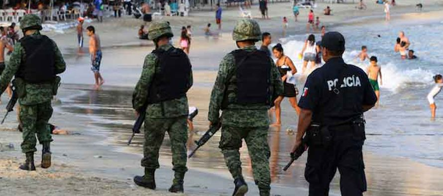 En la última semana fueron asesinadas 21 personas en Acaculpo, estado mexicano de Guerrero,...
