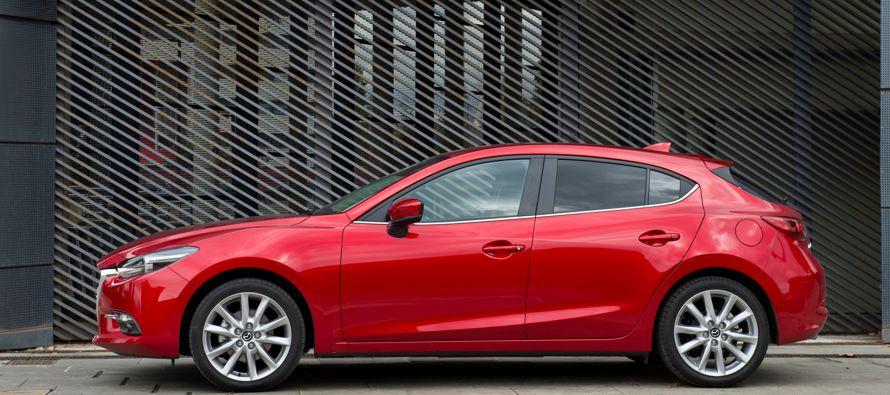Esta actualización del Mazda3 también destaca por incorporar el G-Vectoring Control,...