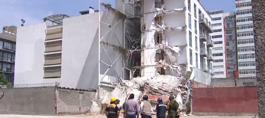 'Sin duda, los lamentables sismos evidenciaron la enorme cadena de corrupción en el...