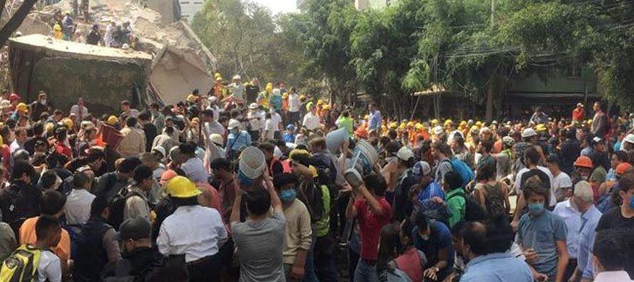 Los terremotos de septiembre dejaron más de 460 muertos en México. Los siniestros de...