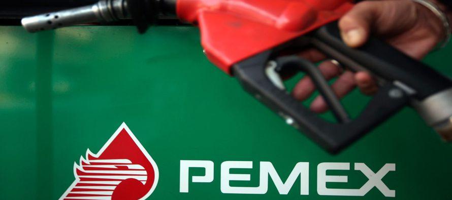 Los socios de Pemex, que operarán bajo la modalidad contractual de producción...