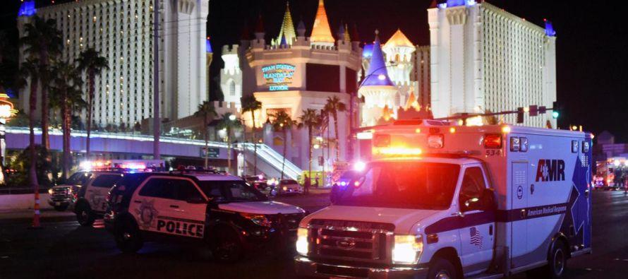 La novia de Stephen Paddock, el atacante que mató a 58 personas e hirió a otras 500...