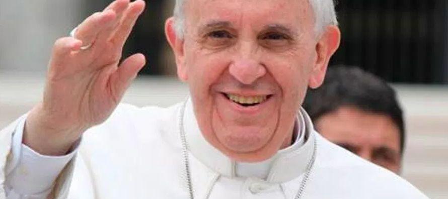 En otra parte del discurso, el pontífice también denunció la...