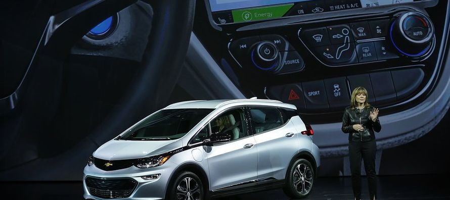 Después de que se divulgó la estrategia de GM, Ford anunció su propio plan...