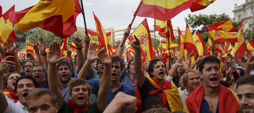 Mientras que Alternativa para Alemania se abrió camino después de que la Unión...