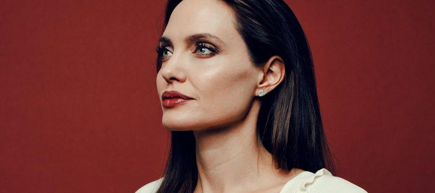 Las aparentes contradicciones explican su esquivo encanto. Jolie constantemente ha sido...