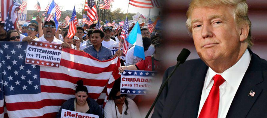 """""""El presidente presentará su plan para una reforma migratoria responsable a lo largo de..."""