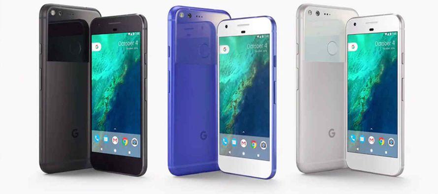 Los nuevos productos de Google, entre ellos el ordenador portátil Pixelbook, auriculares...