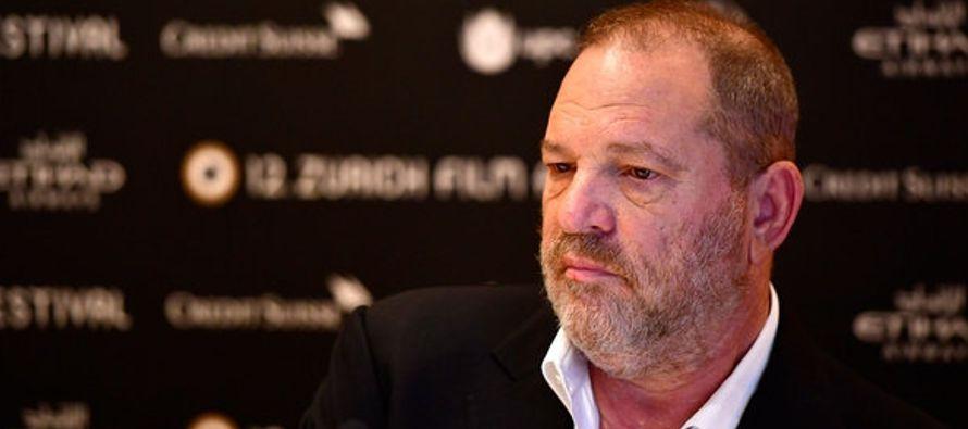El productor cinematográfico ganador del Oscar Harvey Weinstein amenazó el jueves con...
