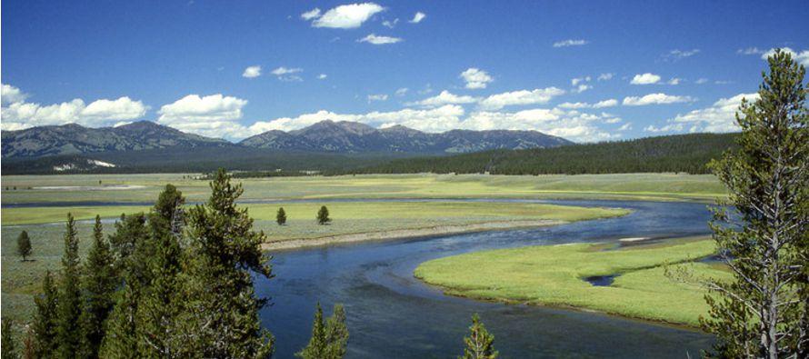 La erupción del supervolcán de Yellowstone podría afectar a los patrones...