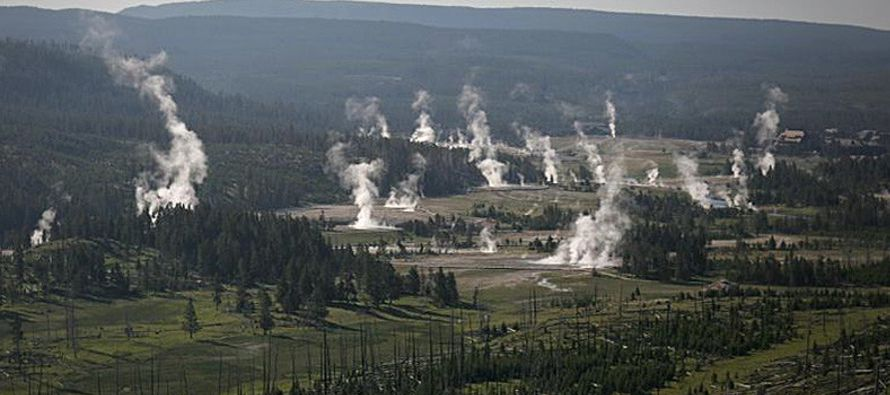 Un informe revela que el enjambre sísmico de los últimos meses es uno de los...