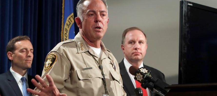 Las autoridades dijeron que su capacidad de disparar cientos de balas por minuto desde su...