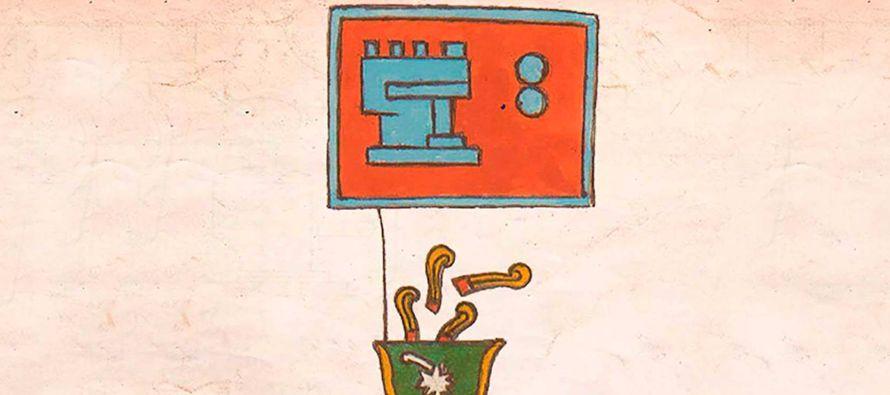 La vieja Tenochtitlán, capital del mundo azteca, se asentaba sobre chinampas, islotes de...