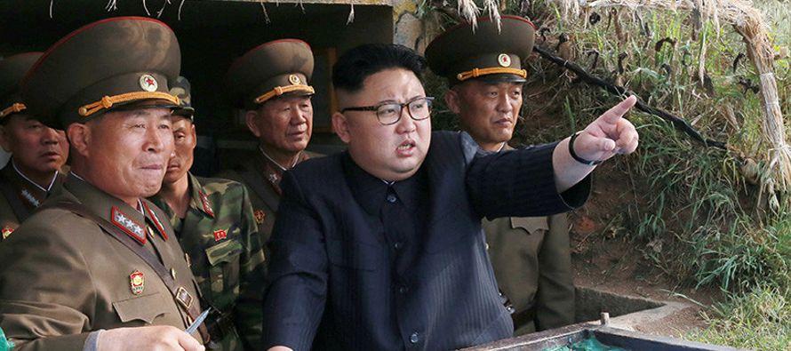 Pese a las declaraciones belicosas del líder de Corea Norte, que ha amenazado a Estados...