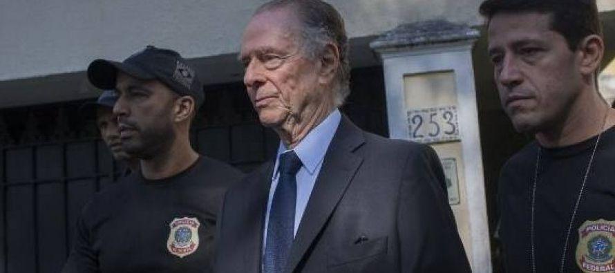 Nuzman, de 75 años, preside el COB desde 1995, aunque fue suspendido provisionalmente de tal...