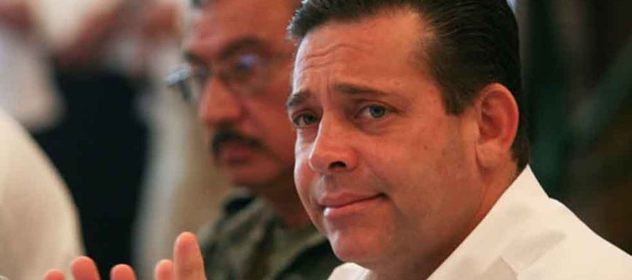 Las autoridades mexicanas detuvieron hoy al exgobernador del nororiental estado de Tamaulipas...