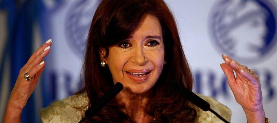 """""""Cuando veía a la Argentina como el primer país en materia de deuda, los que..."""