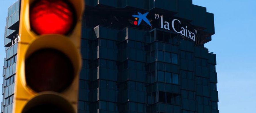 El gran banco catalán CaixaBank y Gas Natural anunciaron el viernes que se iban de...