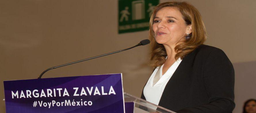 """""""No deseo provocar una desbandada"""", dice. Zavala podría aprovechar la estructura..."""