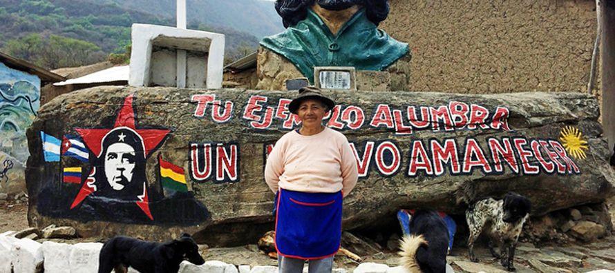 Enviado por el periódico Presencia, el más importante de la época en Bolivia,...