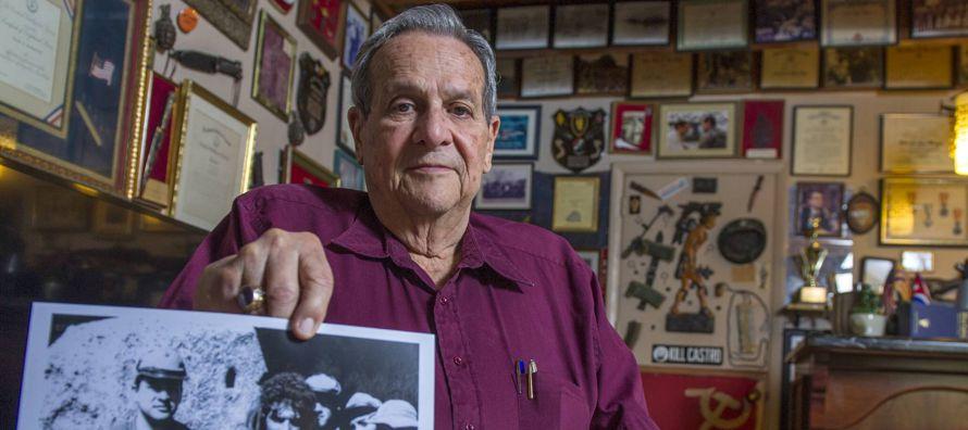"""""""Nosotros recibimos la información de la captura del Che el domingo 8 de octubre por la..."""