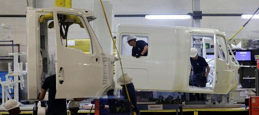 La fábrica mexicana de Navistar -la mayor en el mundo de la compañía...