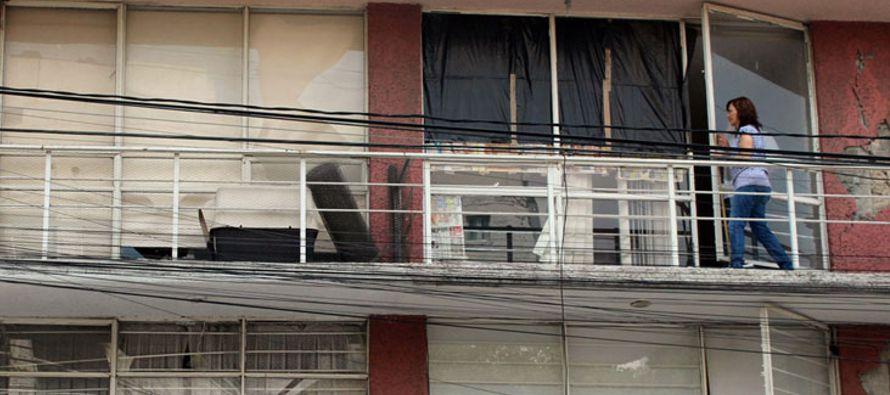 La demanda de vivienda a raíz del sismo del 19 de septiembre incrementó hasta en 50...