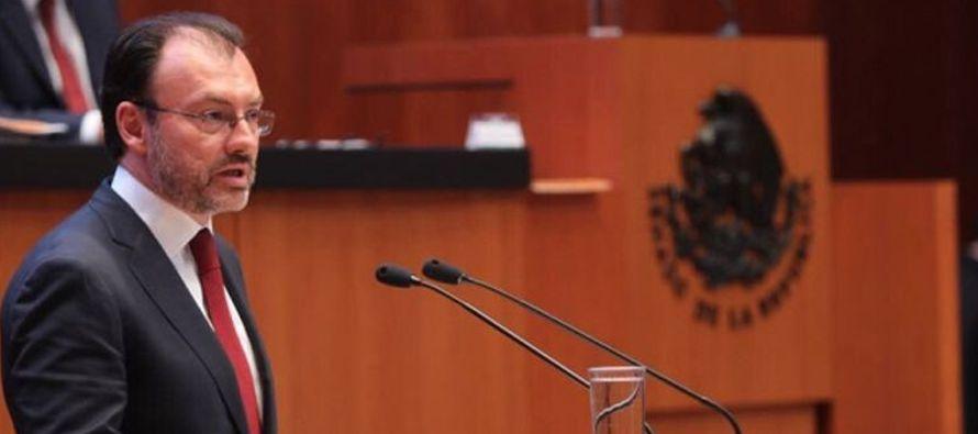 México no reconocerá a Cataluña como un Estado independiente si así lo...