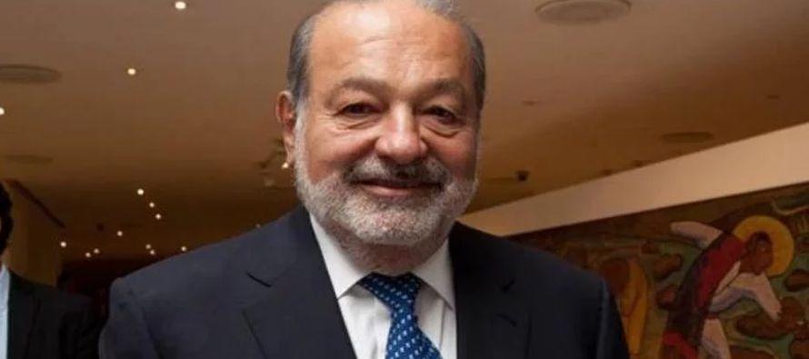 El magnate mexicano Carlos Slim consideró hoy que los terremotos de septiembre en...