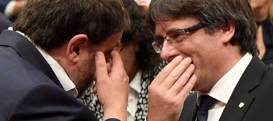 Contra lo que sostuvo Puigdemont, no hubo mandato para la independencia en las elecciones del 27-S...