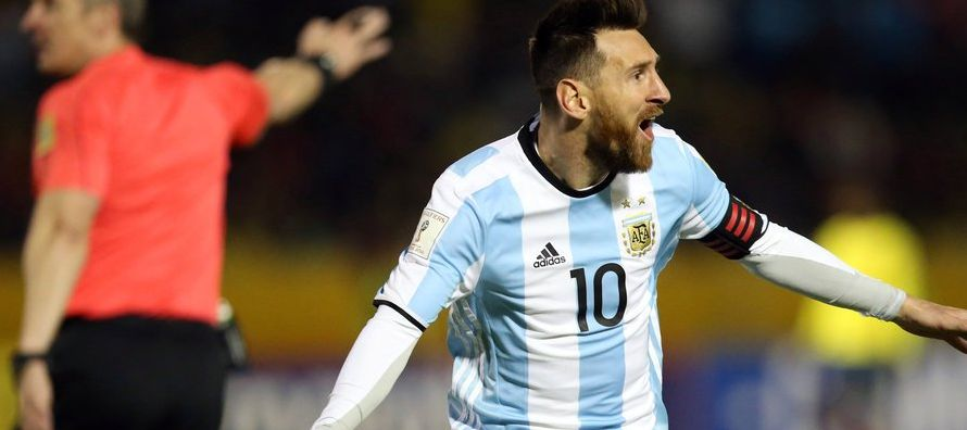 El martes por la noche hubo fiesta compartida en Argentina y en Colombia, que se sumaron a Brasil y...